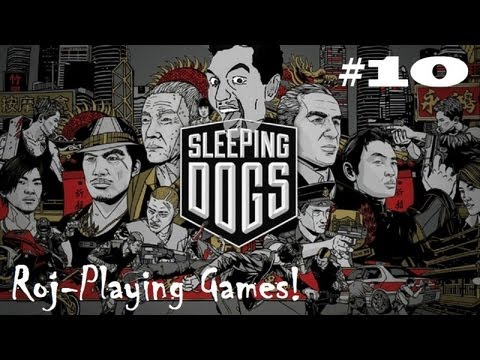 KARMAKONTENT! - Sleeping Dogs #10 (Roj-Playing Games!) 18+