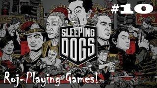KARMAKONTENT! - Sleeping Dogs #10 (Roj-Playing Games!) 18+