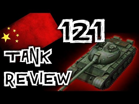 World of Tanks    121 - Tank Review