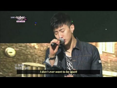 Jay Park - JOAH (2013.05.04) [Music Bank w/ Eng Lyrics]
