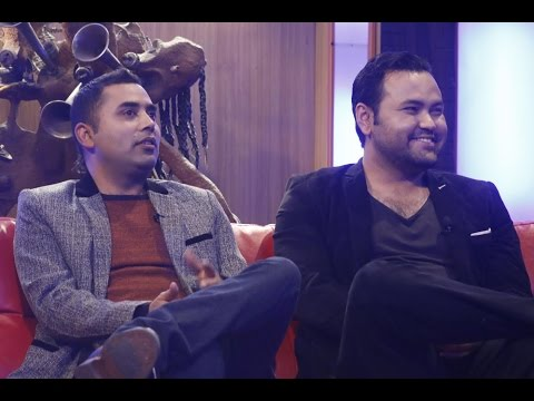Kali Prasad Baskota and Almoda Rana Uprety LIVE - Full Episode (HUAWEI Namaste TV Show)