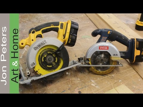 Circular saw review and a quick look at the Bees