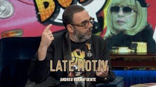 "LATE MOTIV - Bob Pop. ""Ministra de Banderas"" | #LateMotiv503"