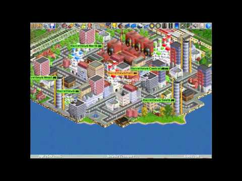 Open Transport Tycoon Deluxe - I Don't Know How to Run a Company 4