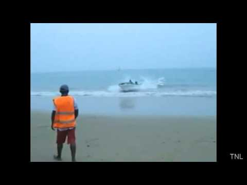 compilacion accidentes choques  barcos vol 1