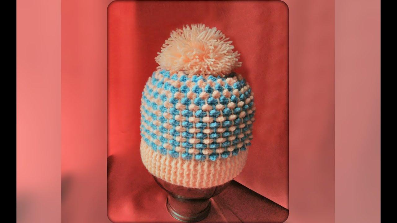 Вязанные шапочки крючком пошагово фото