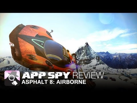 Asphalt 8: Airborne iOS iPhone / iPad Gameplay Review - AppSpy.com