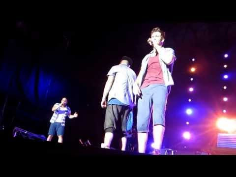 Big Time Rush - Na Na Na - Hershey, PA - July 19, 2013