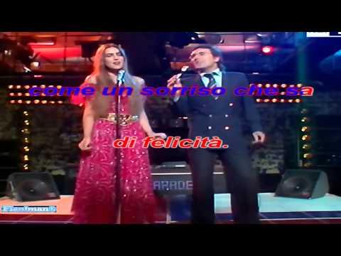 Al Bano & Romina Power   Felicita karaoke+vocal