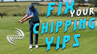 3 Ways To FIX Your CHIPPING YIPS | ME AND MY GOLF