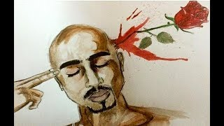 2Pac - Love Letter (2018) (Sad Love Song)
