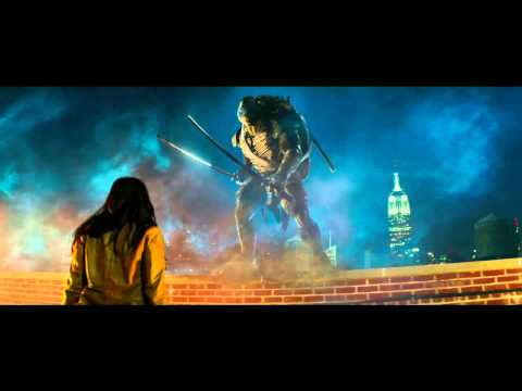 Ninja Turtles - Trailer español HD