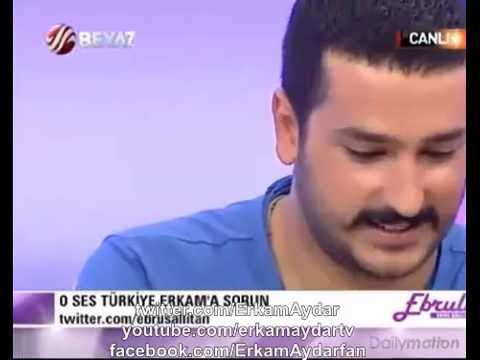 Erkam Aydar - Seni Sevmedigim yalan&küfrüm adabımı aştı bu gece (Şiirli) | Ebruli