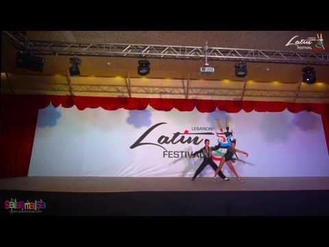 Sahar Dance School Show | Lebanon Latin Festival 2016