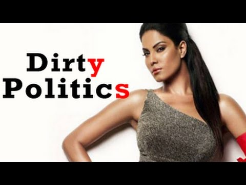 Watch Veena Malik's Political Drama