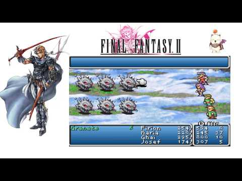 Lets play Final Fantasy II (7) - Stkelstze und Todesfelsen