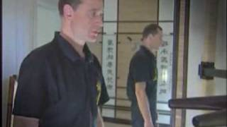 International Wing Chun Organization - Wooden Dummy - TV program. Part 2