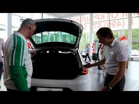 Новый SEAT Leon 2013, обзор