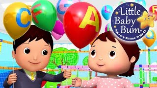 ABC Song | Little Baby Bum | Balloons | Nursery Rhymes for Babies | Songs for Kids