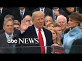 Most notable moments of Trump's first 100 days in office