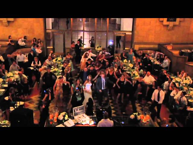 Grider-Giles Wedding Flash Mob