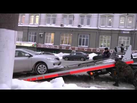 Бомба в автомобиле на Ленина. Киров