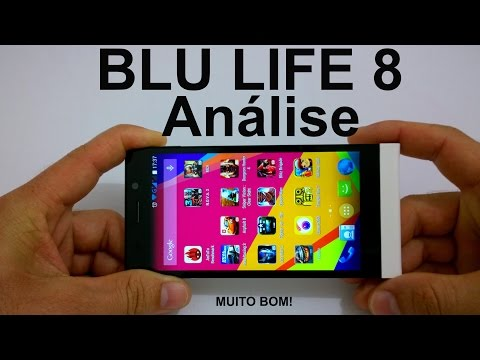 Blu LIFE 8 Vale Apena? Análise Completa (Review BRASIL)