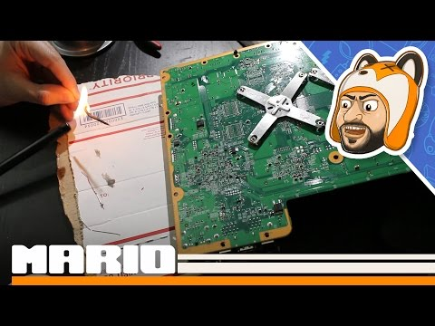 Let's Make a JTAG Jasper Xbox 360!