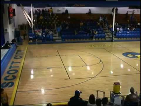 Scott City vs Dexter [SE Missouri basketball - 12/20/2011] - pt 1