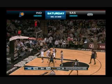Indiana Pacers Vs. San Antonio Spurs 12/19 Full 4th Quarter Video
