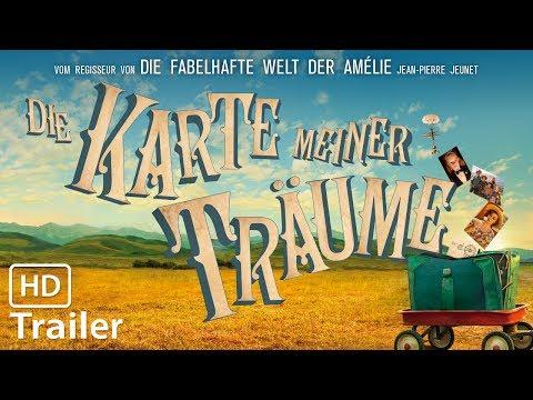 Die Karte meiner Träume - Trailer (deutsch/german - HD)