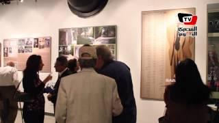 «القاهرة السينمائى» يحتفل بمئوية هنرى بركات فى معرض خاص