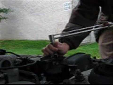 Changing Spark Plugs on an Elantra