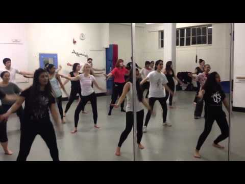 Kamli Choreography - Dhoom 3 - General Level video