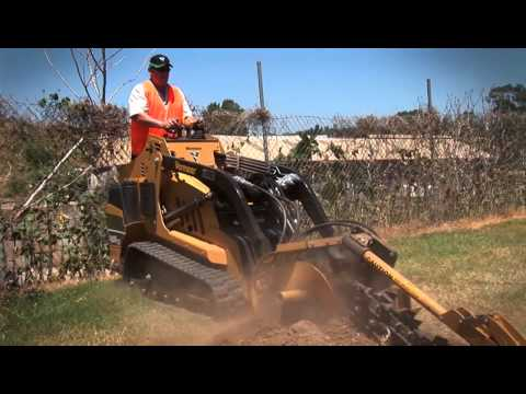 Vermeer S800TX  Mini Loader - Review