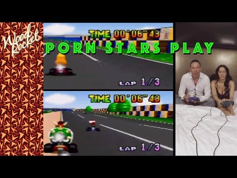 Playing Mario Kart With Porn Stars
