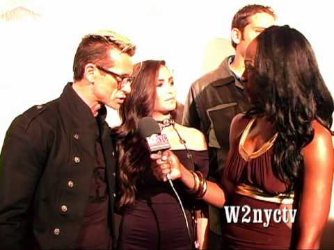 FGILA FAME Red Carpet Michelle Maylene interview with Welcome2nyctv