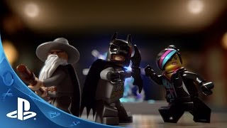 LEGO Dimensions - Official Announce Trailer | PS4, PS3