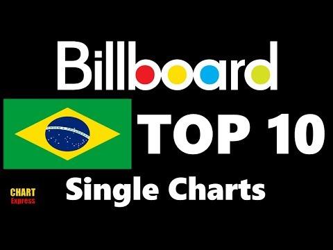 Billboard Brasil Hot 100   Top 10   January 06, 2018   ChartExpress
