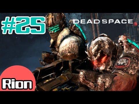 Прохождение игры - Dead Space 3 #25 | Сбои соединения ʘ_ʘ' |