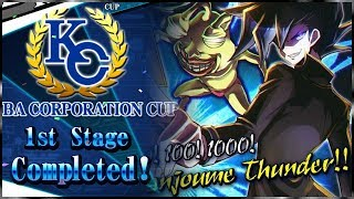 [Yu-Gi-Oh! Duel Links] KC 1st Stage! Ojama eat Heroes for breakfast!