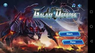 Galaxy Defense dinero y cristales infinitos