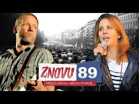 Koncert Znovu 89 Z Václavského Náměstí V Praze video