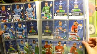 Champions League 201314 Karty Panini Adrenalyn Xl Prezentacja Albumu
