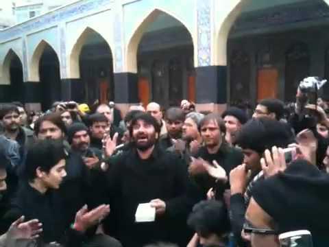 Nadeem Sarwar Kehti Thi Zainab