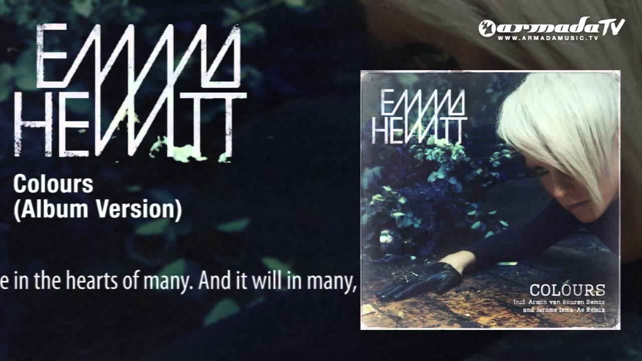 Emma Hewitt - Colours Album Version