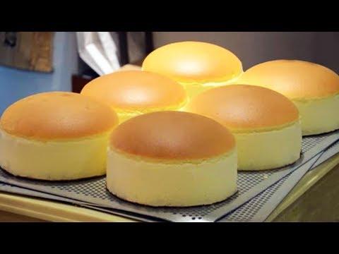 Jiggly Fluffy Japanese Cheese Cake thumbnail