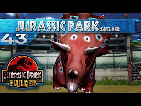Jurassic Park Builder - Episode 43 - Dinosaur Tournament