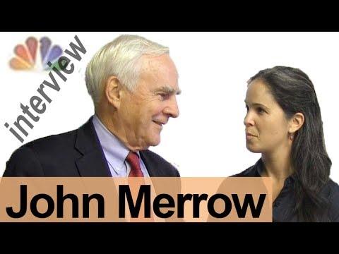 JOHN MERROW — Interview a Broadcaster!  — American English Pronunciation