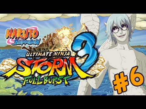 NARUTO SHIPPUDEN Ultimate Ninja STORM 3 - Full Burst - Dark Naruto - Bölüm 6
